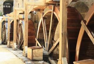 renovation du moulin du chateau de fougeres
