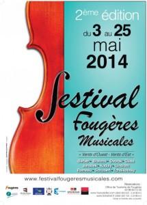 Festival des Fougères Musicales