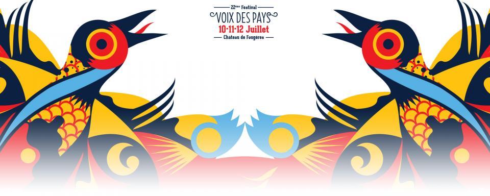 Festival Voix des Pays