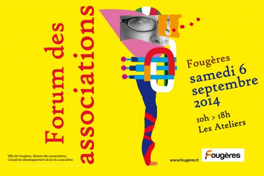 Forum des associations de Fougères